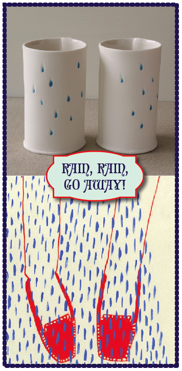 Rainy day art prints 1