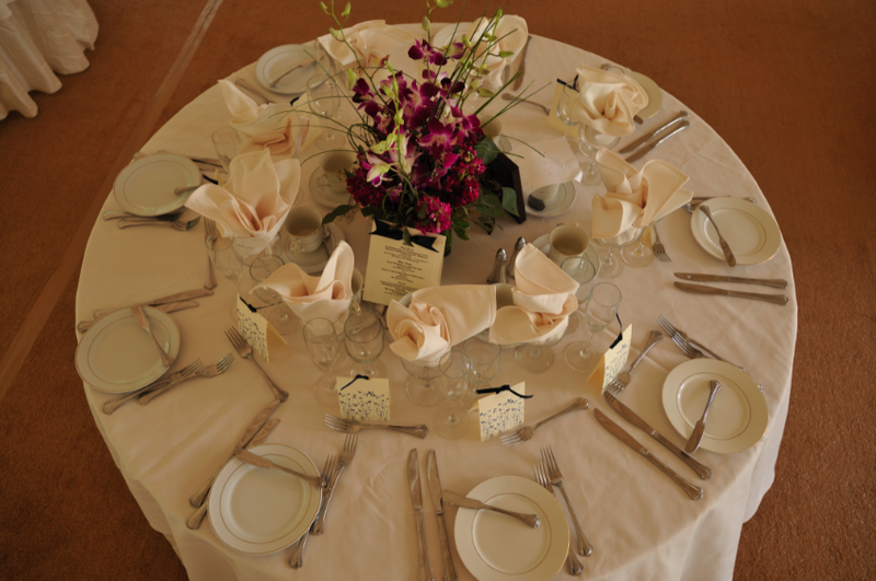 Mew Tablescape